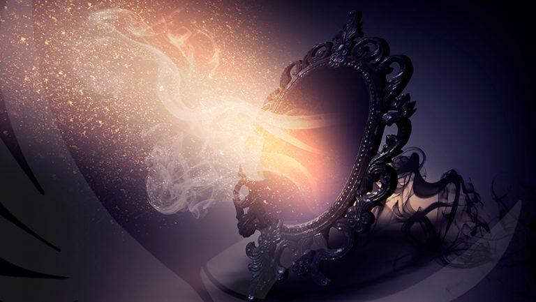 Práctica para ver las vidas pasadas en un espejo - Samael Aun Weor
