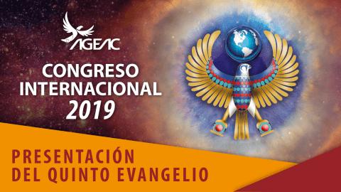 Presentación de El Quinto Evangelio (Congreso 2019) - Kwen Khan Khu