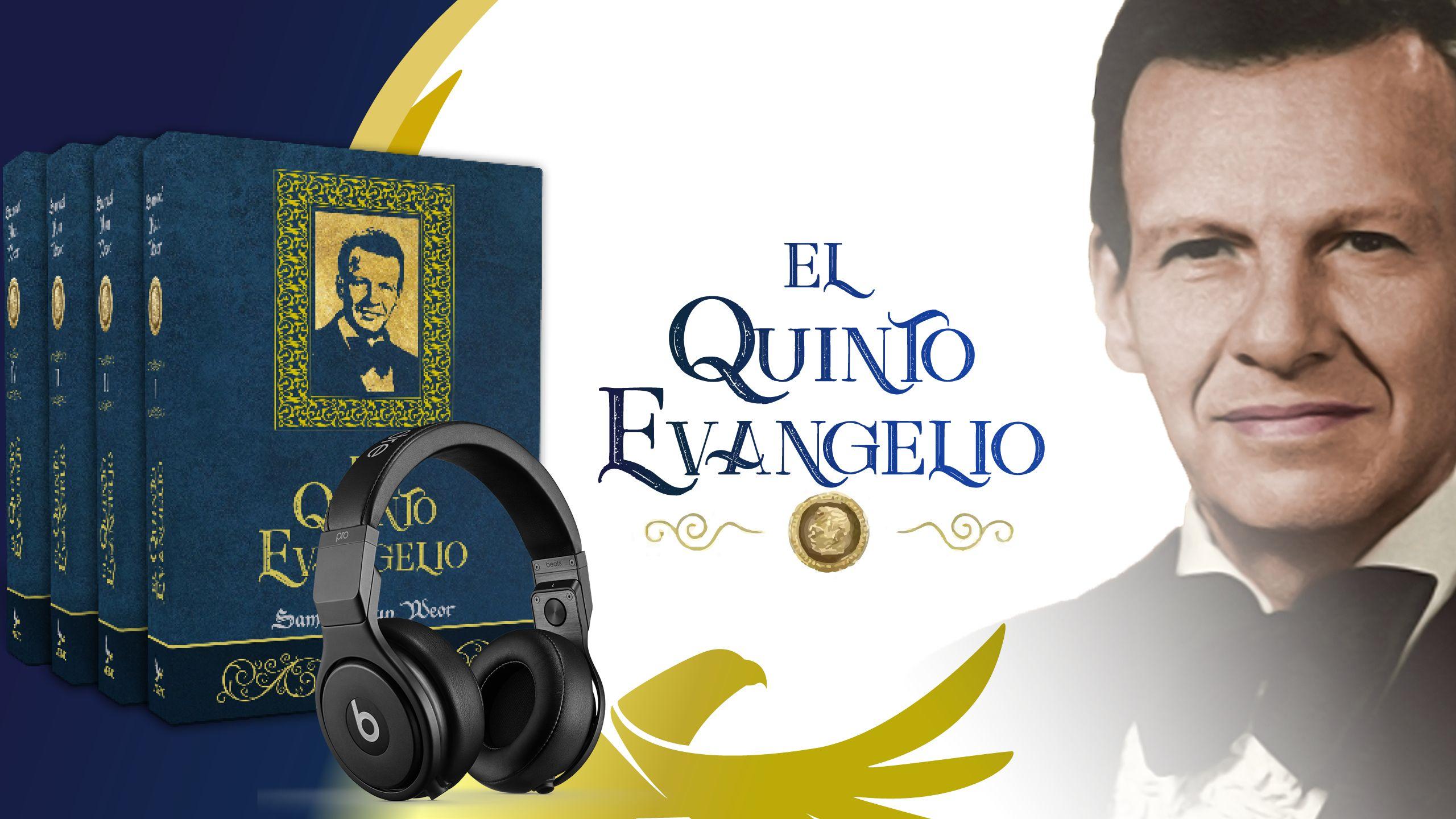 Audios de El Quinto Evangelio